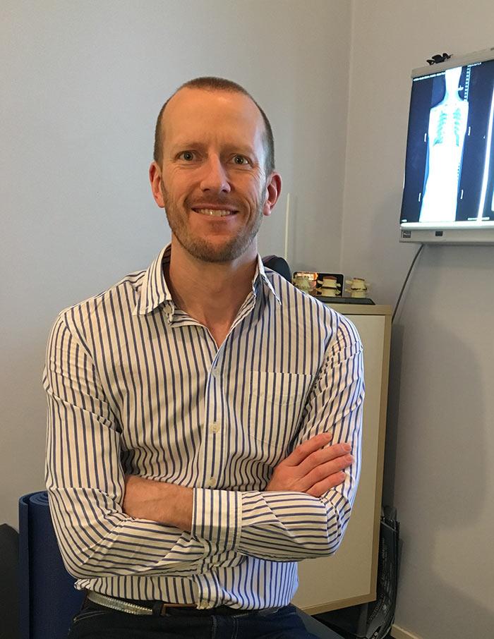 Dr Sebastien De Potter